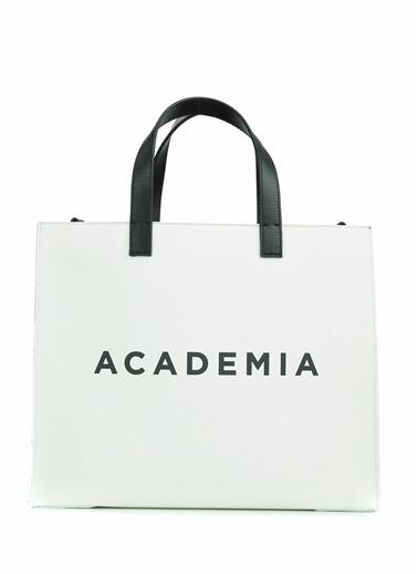 Academia Çanta Beyaz